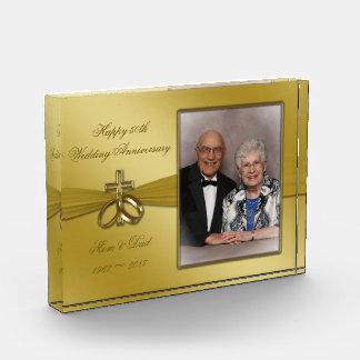 Religious 50th Wedding Anniversary Photo Award