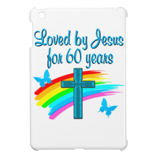 RELIGIOUS 60 YR OLD iPad MINI COVER