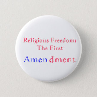 Religious Amen Button