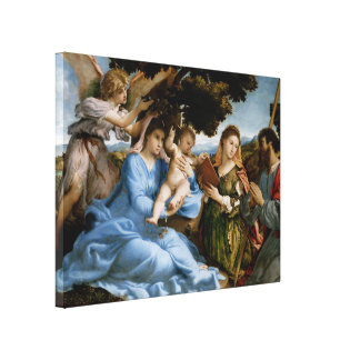 Religious Art canvas print
