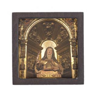 Religious art representing Santa Teresa 2 Gift Box