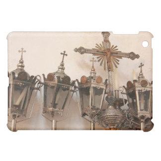 Religious artifacts case for the iPad mini
