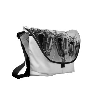 Religious artifacts courier bag