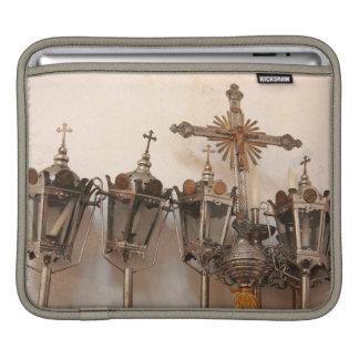 Religious artifacts iPad sleeve