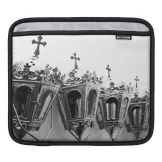 Religious artifacts sleeve for iPads