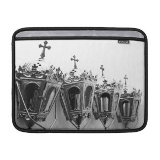 Religious artifacts MacBook air sleeves