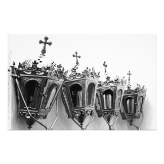 Religious artifacts stationery