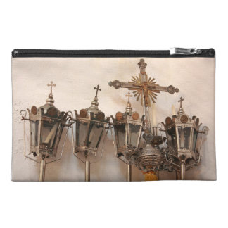 Religious artifacts travel accessories bags