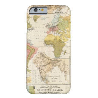 Religious belief barely there iPhone 6 case