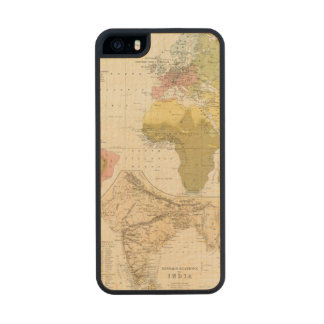 Religious belief carved® maple iPhone 5 case
