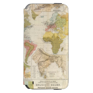 Religious belief incipio watson™ iPhone 6 wallet case