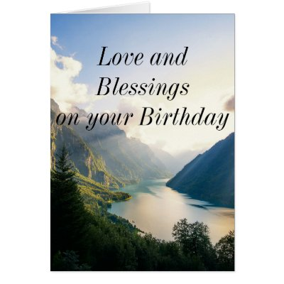 100 Religious Birthday Greetings – Birthday Cards Religious