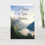 """Religious Birthday Card<br><div class=""""desc"""">Loving religious birthday card with a special message.</div>"""