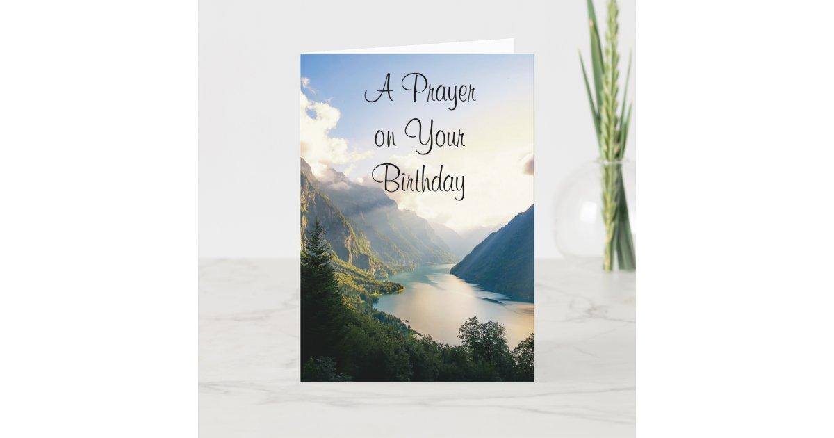 Religious Birthday Card   Zazzle.com