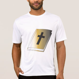 Religious Book Mens Active Tee