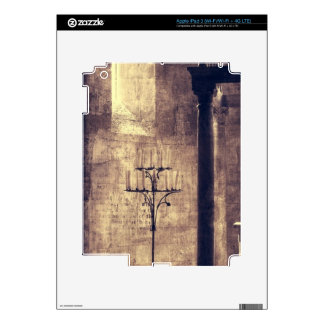 religious candle Castle catholic church cathedral iPad 3 Skin