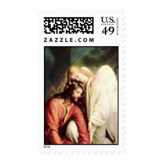Religious Christianity Postage Stamps