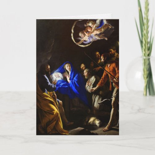 Religious Christmas Cards | Adoration of Kings 9
