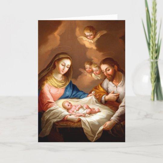 Beautiful Religious Christmas Cards.Religious Christmas Cards Nativity 2