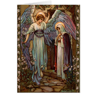 Religious Christmas Cards Old Fashion