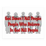 Religious Crazies Post Cards
