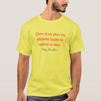 Religious Dogma T-Shirt