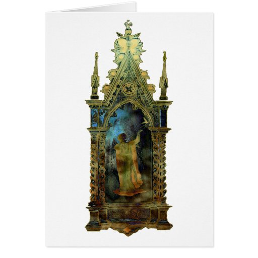 Religious Easter Icon Greeting Card