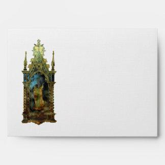 Religious Easter Icon Envelopes