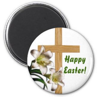 Religious Easter Magnet