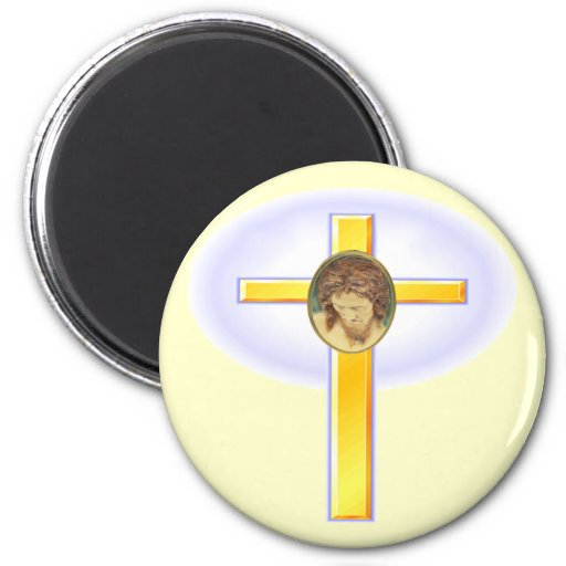 Religious Easter T shirts and Gifts Fridge Magnets