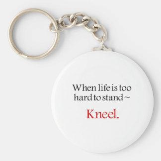 Religious gifts basic round button keychain