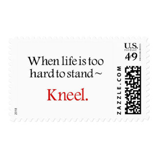 Religious gifts postage stamp