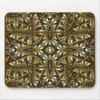Religious Glass Artwork Mockup Mousepads