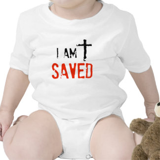 Religious I Am Saved Creeper
