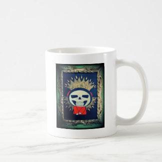 Religious Icon Orthodox Cartoon Painting Coffee Mug