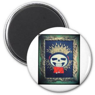 Religious Icon Orthodox Cartoon Painting Magnet