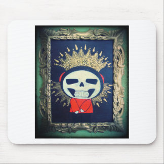 Religious Icon Orthodox Cartoon Painting Mouse Pad