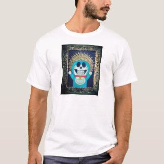 Religious Icon Orthodox Cartoon Painting T-Shirt
