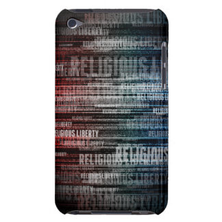 Religious Liberty Barely There iPod Case