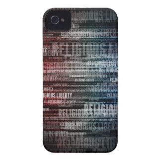 Religious Liberty iPhone 4 Case-Mate Case