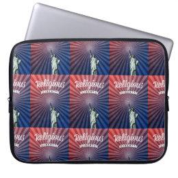 Religious Liberty Laptop Sleeve