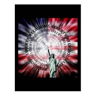 Religious Liberty Postcard