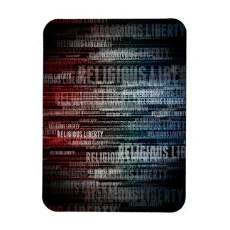 Religious Liberty Rectangular Photo Magnet