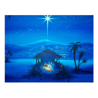 Religious Christmas Postcards | Zazzle