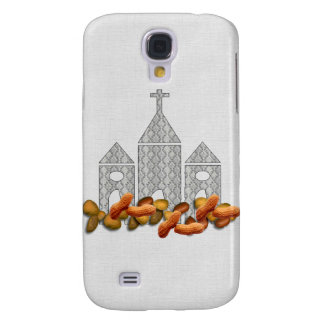 Religious Nuts Samsung Galaxy S4 Case
