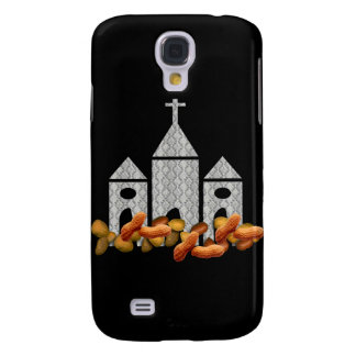 Religious Nuts Galaxy S4 Case