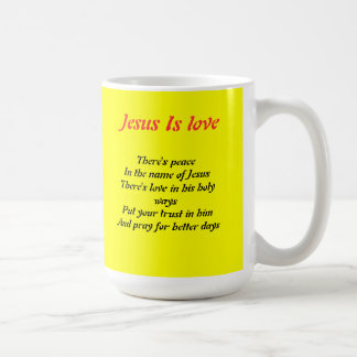 religious-peace coffee mugs