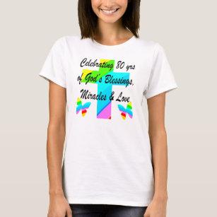 e1304981 Christian 80th Birthday T-Shirts - T-Shirt Design & Printing | Zazzle