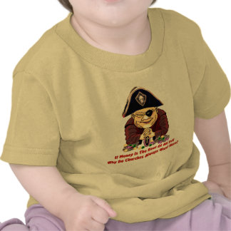 Religious Pirate Shirt