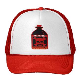 Religious Poison Mesh Hats